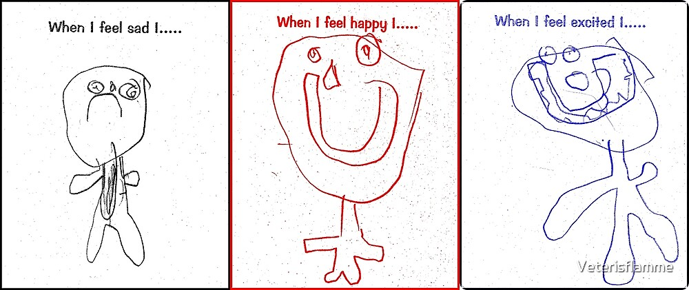 I feel... by Veterisflamme