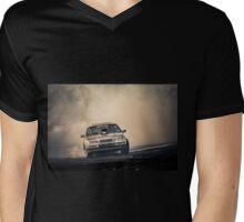 GLDCLS Asponats Burnout Mens V-Neck T-Shirt