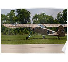 "1947 Fieseler Fi-156 Storch ""Stork"" Poster"