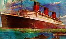 QUEEN MARY 1 by Tammera