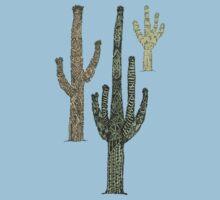 Cactus One Piece - Short Sleeve