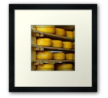 Got Cheese? Framed Print