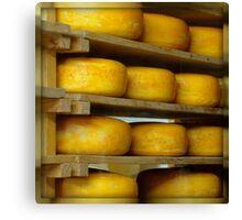 Got Cheese? Canvas Print