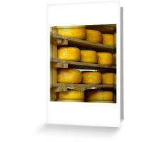 Got Cheese? Greeting Card