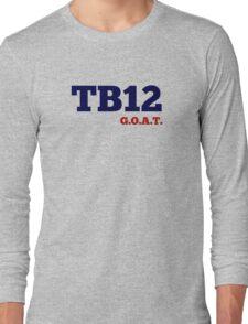 TB12 - GOAT Long Sleeve T-Shirt