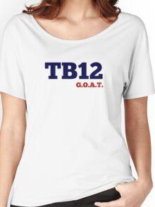 TB12 - GOAT Women's Relaxed Fit T-Shirt