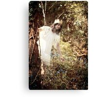 Queen of the woods Canvas Print