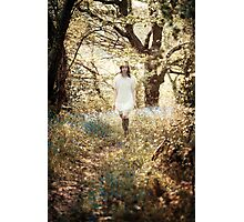 Queen of the woods Photographic Print