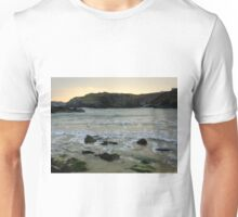 Porth Dafarch Sunset Unisex T-Shirt