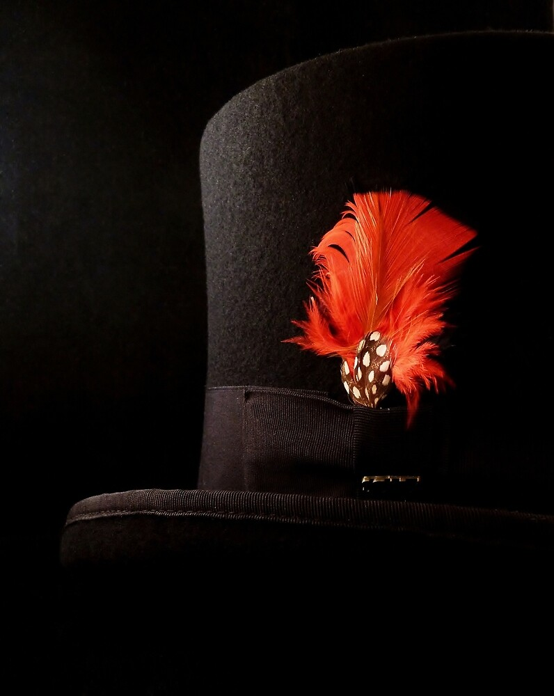 Mad Hatter by Barbara Morrison