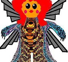 Patricia McCarty-Tamayo Rag Doll by Deborah Lazarus