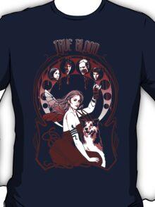 "Chasing the ""V"" Fairy- True Blood Parody T-Shirt"