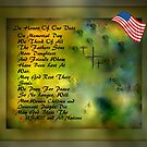 MEMORIAL DAY TRIBUTE..HOPES OF PEACE by Sherri Palm Springs  Nicholas