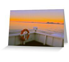 My  Midsummer Night's Dream  voyage to Lofoten  . by Brown Sugar . Featured * Views (80) Thanks !!! Greeting Card