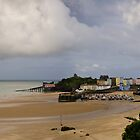 North Beach, Tenby, Pembrokeshire by Mark Howells-Mead