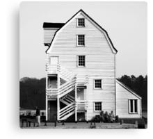 Tide Mill Canvas Print
