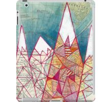 The Geometry of Geography iPad Case/Skin
