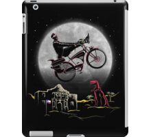 Pee Wee Phone Home iPad Case/Skin