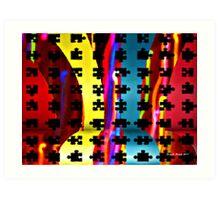 The Puzzle Art Print