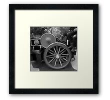 Star Of The County Down! Framed Print