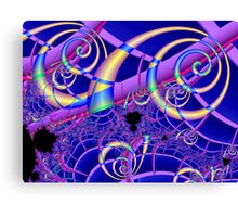 Symphony in C# Minor Canvas Print