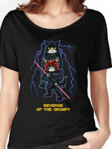 Revenge of the Grumpy Women's Relaxed Fit T-Shirt
