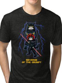 Revenge of the Grumpy Tri-blend T-Shirt
