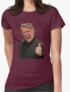 Gary Busey Womens Fitted T-Shirt