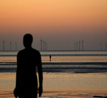 The beach men by Chris Beesley