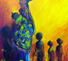 Motherhood by Ivana Pinaffo