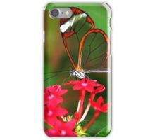 Flower Glasswing - Greta Oto iPhone Case/Skin