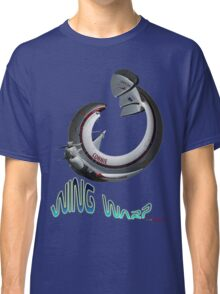 "Lockheed Super Constellation ""Connie"" Wing Warp Design Classic T-Shirt"