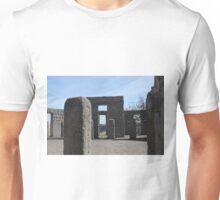 Inside Stonehenge Washington State Unisex T-Shirt