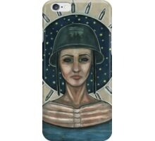 Grave of the Fireflies iPhone Case/Skin