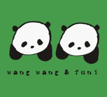 wang wang and funi Kids Tee