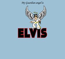 My Guardian Angel is Elvis Unisex T-Shirt