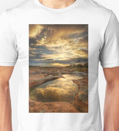 Afghan Rocks, Western Australia Unisex T-Shirt