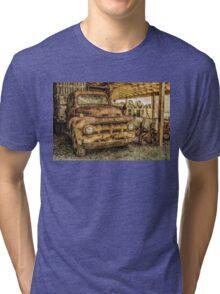 Vintage Antique Glow Tri-blend T-Shirt