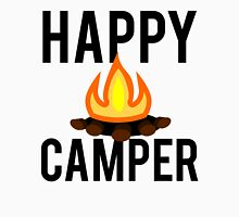 Happy Camper Campfire Outdoor Unisex T-Shirt