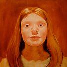 Burnt Sienna # 5 by Rachel  Aponte