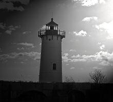 Lighthouse on Stage by Jason Lee Jodoin