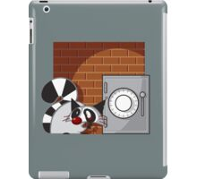 Raccoon Thief iPad Case/Skin