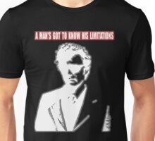 Dirty Harry - A Man's Got To Know His Limitations Unisex T-Shirt