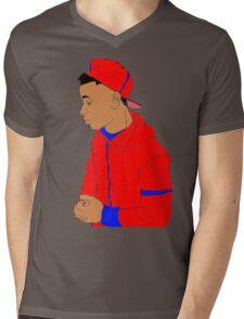 Lingo Mens V-Neck T-Shirt