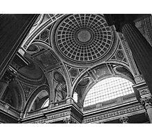 Pantheon ceiling-Paris, France Photographic Print