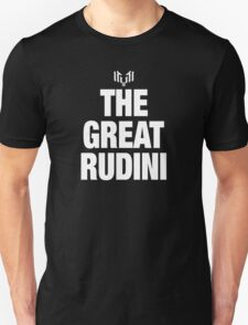 The Great Rudini | Rudy Gay Unisex T-Shirt