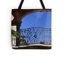 Pretty Balustrade Tote Bag