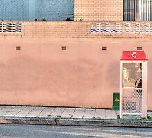 Phone Booth by Jason Ruth
