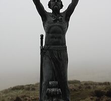 Manannan Commands the Sea by John Darren Sutton