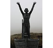 Manannan Commands the Sea Photographic Print